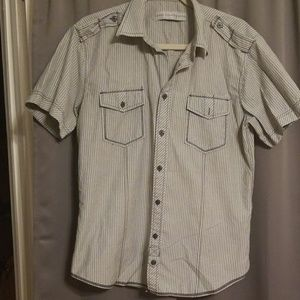 191 Unlimited men's shortsleeve shirt size…